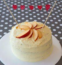 Passionsfrucht-Nektarienen Torte