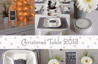 Christmastable 2013