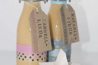 Karamell-Likör aus Dulce de leche