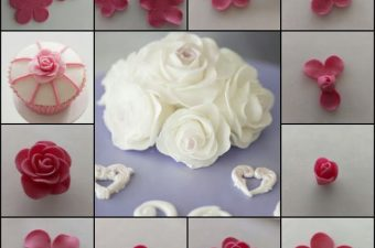 Rosen Tutorial mit dem 5-Petal Flower Cutter