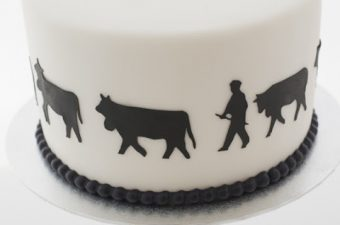 Alpaufzug-Torte
