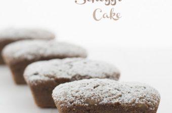 Zucchetti-Schoggi-Minicakes