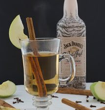 Winter Jack – der Apfel-Whiskey Punsch
