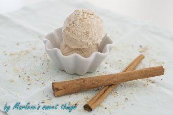 Haselnuss-Eis