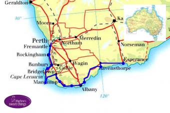 {Travel} Westaustralien: Australiens Südwesten