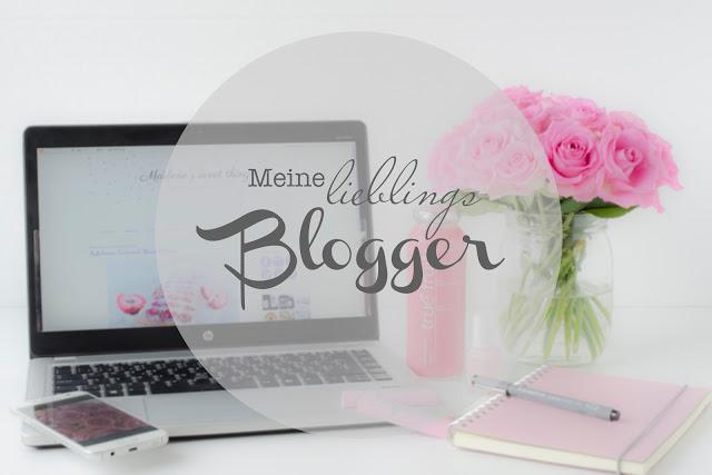 Meine lieblings Blogger