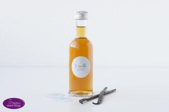 {Grundrezept} Vanille Essenz oder Vanille Extrakt