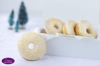 Zitronen Donuts