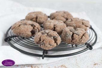 Double Chocolat Cookies bei Meiner Torteria