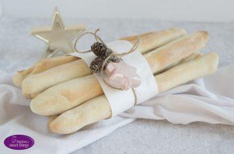Ciabatta Stangen –  Brotsticks für den Apéro