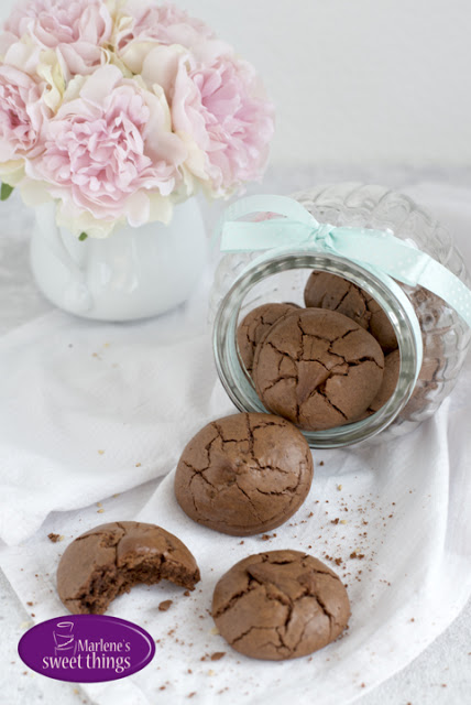 Schoko Brownie Cookies