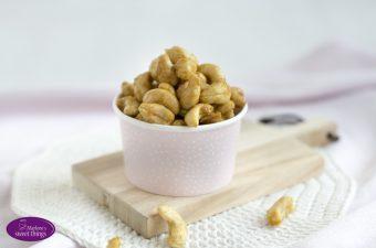 Honig-Gewürz Cashews