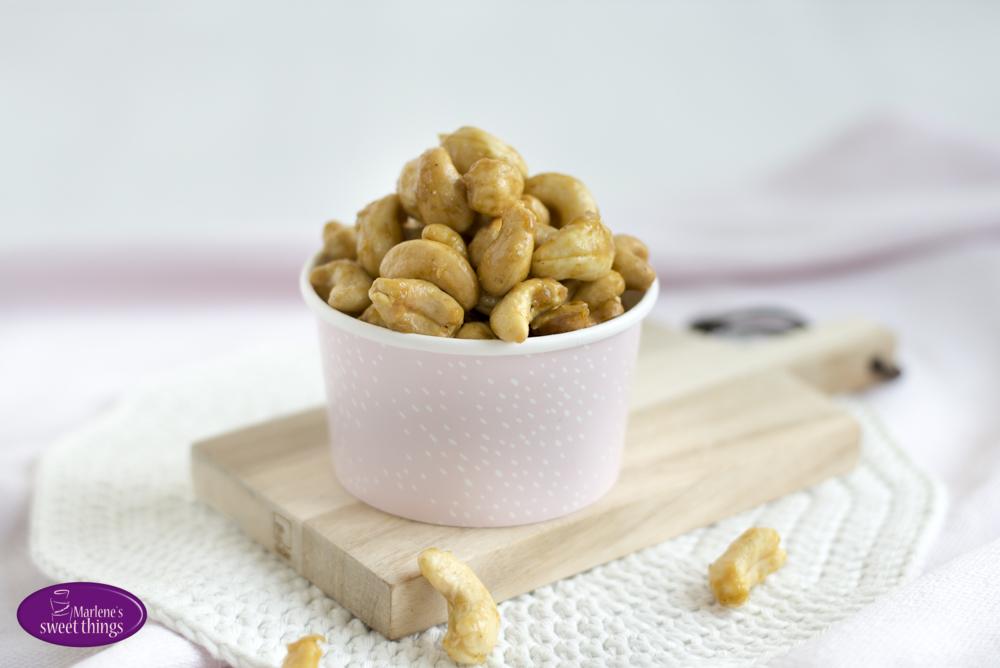 Honig- Gewürz Cashews 1