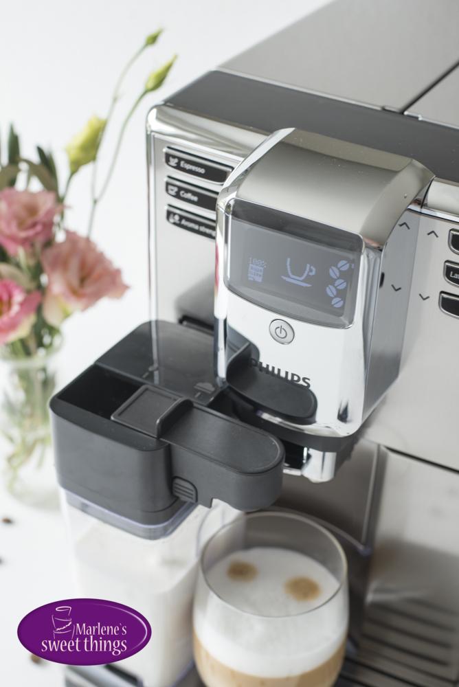 Tiramisu Torte und Philips Kaffeevollautomat13