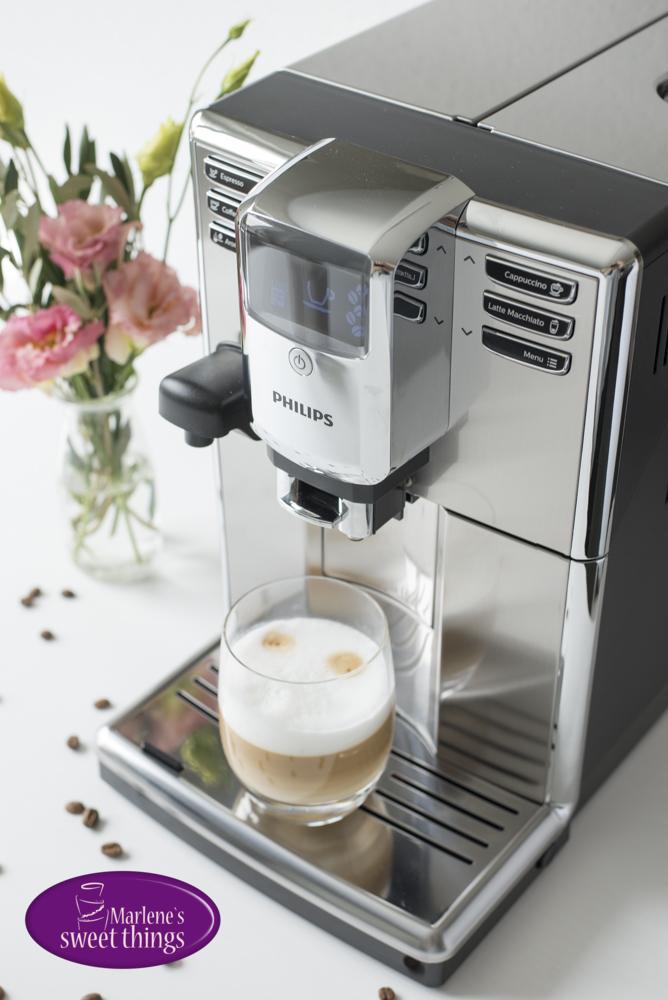 Tiramisu Torte und Philips Kaffeevollautomat14