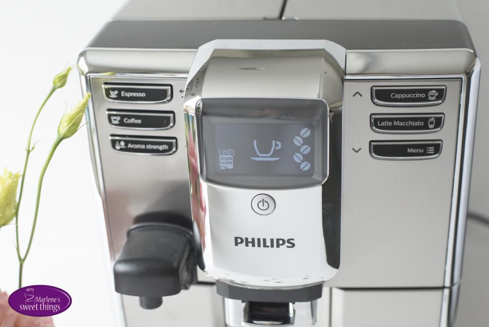Tiramisu Torte und Philips Kaffeevollautomat15