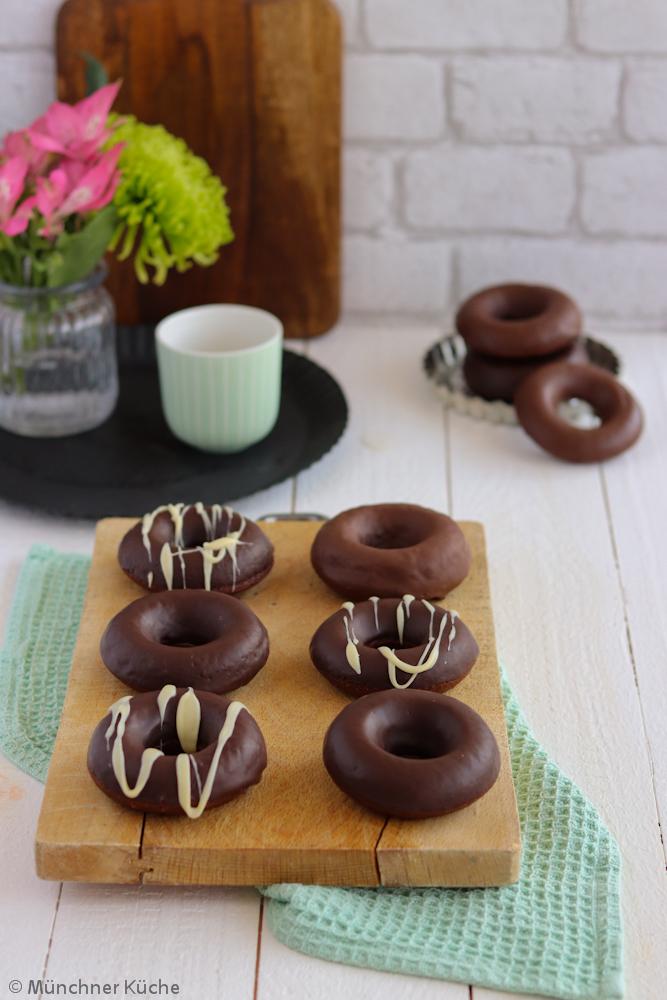 Schokoladendonuts 2