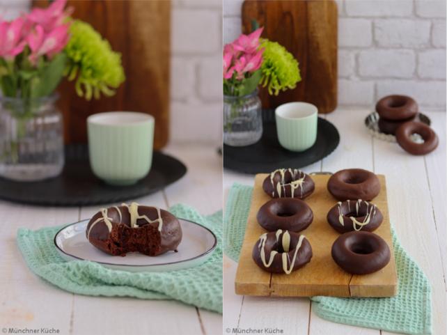 Schokoladendonuts 1