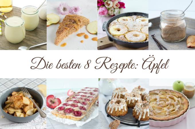 die besten8 Rezepte: Äpfel