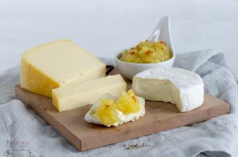 Apfel Zwiebel Chutney: da schmelzt selbst der Käse