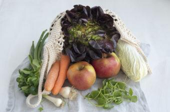 Früchte und Gemüse Saisonkalender März