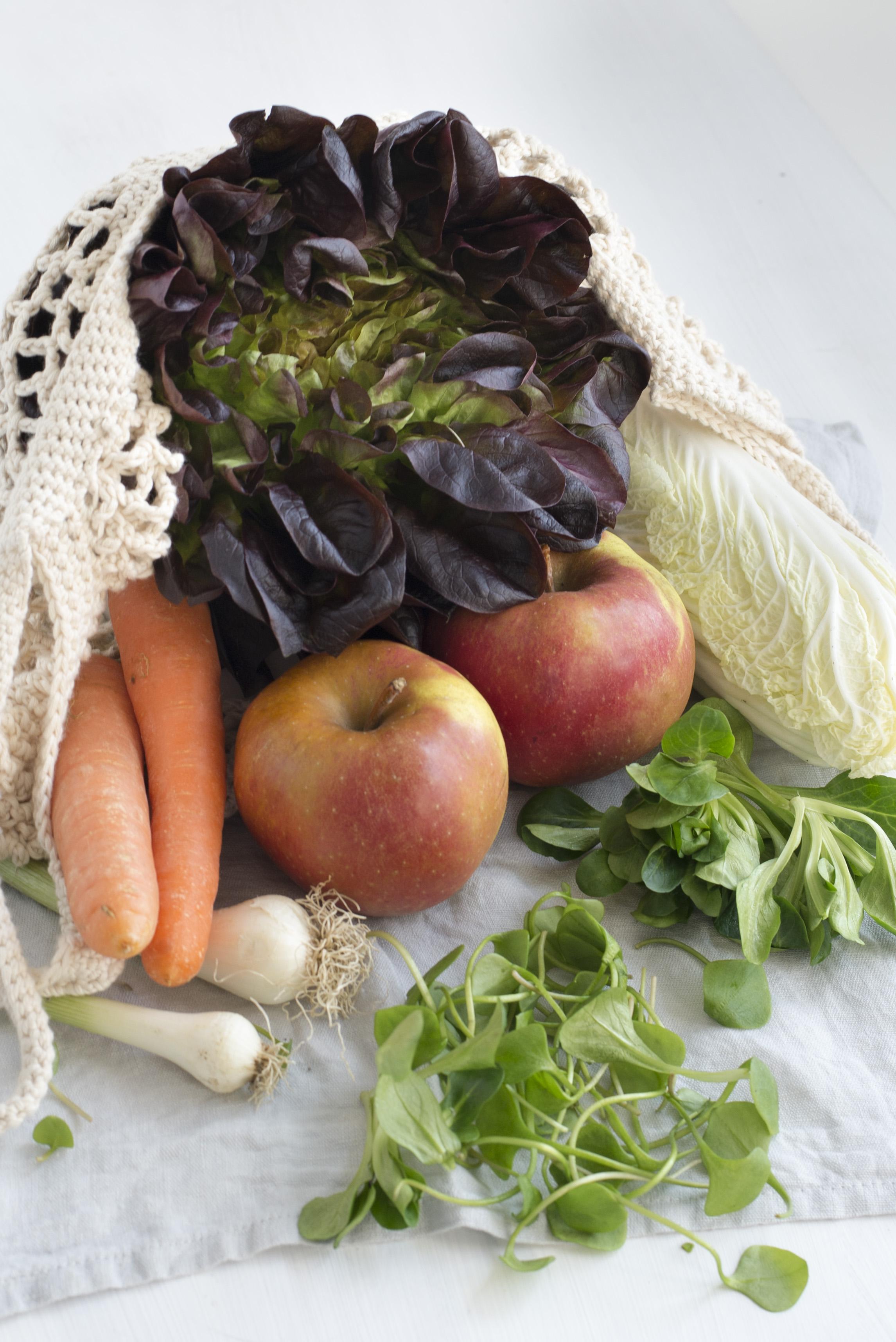 Früchte und Gemüse Saisonkalender März3