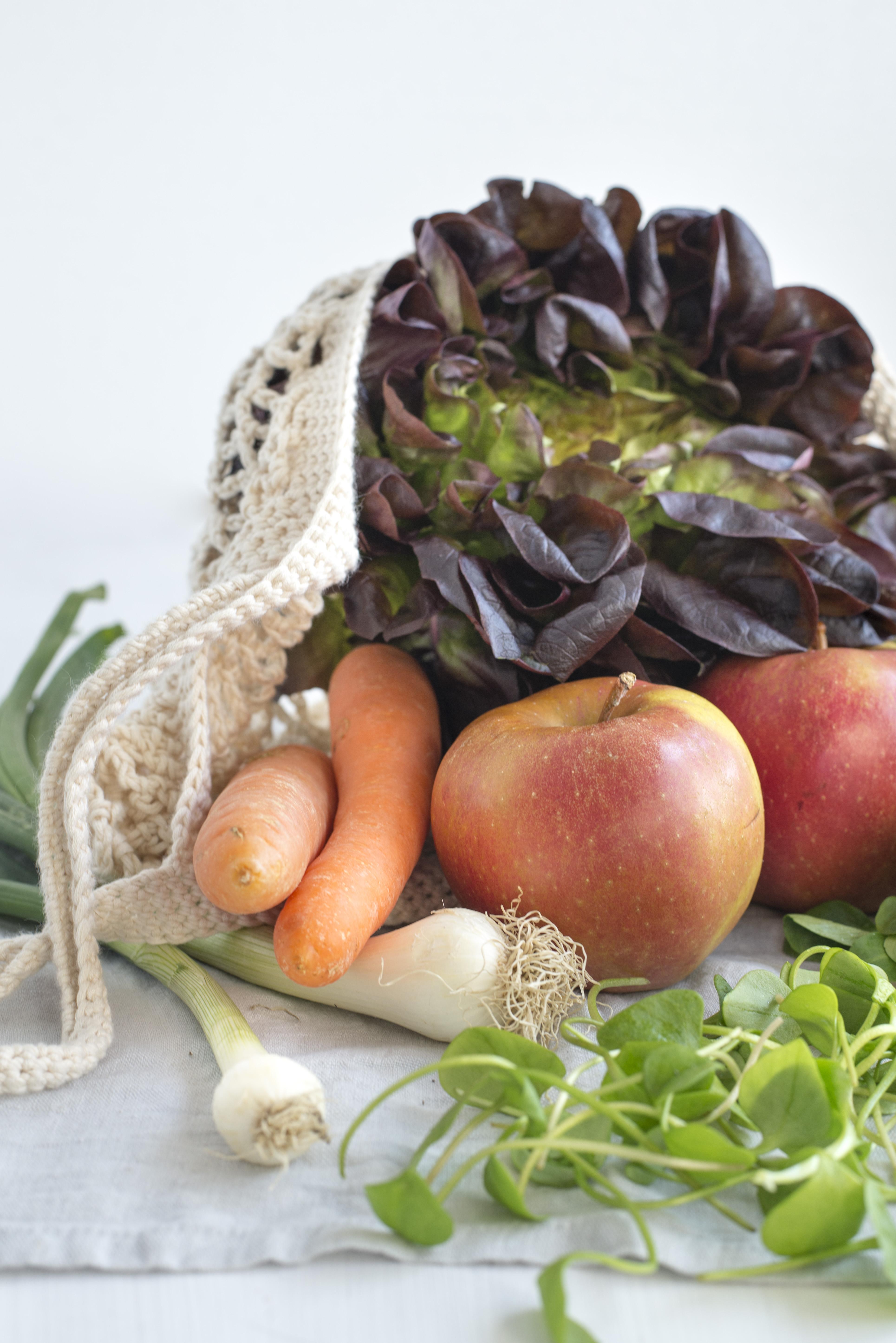 Früchte und Gemüse Saisonkalender März2