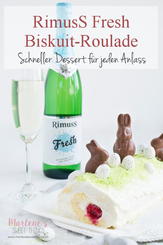 Rimuss Fresh – Mascarpone Roulade