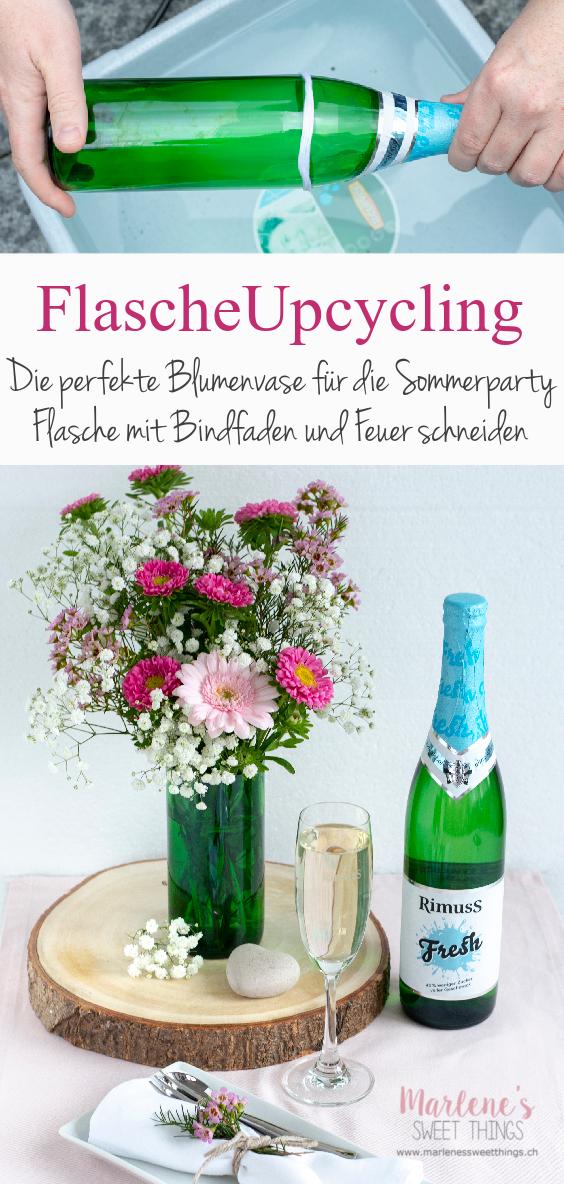 Blumenvasen-aus-geschnittenen-Flaschen-basteln-mit-Rimuss-Fresh