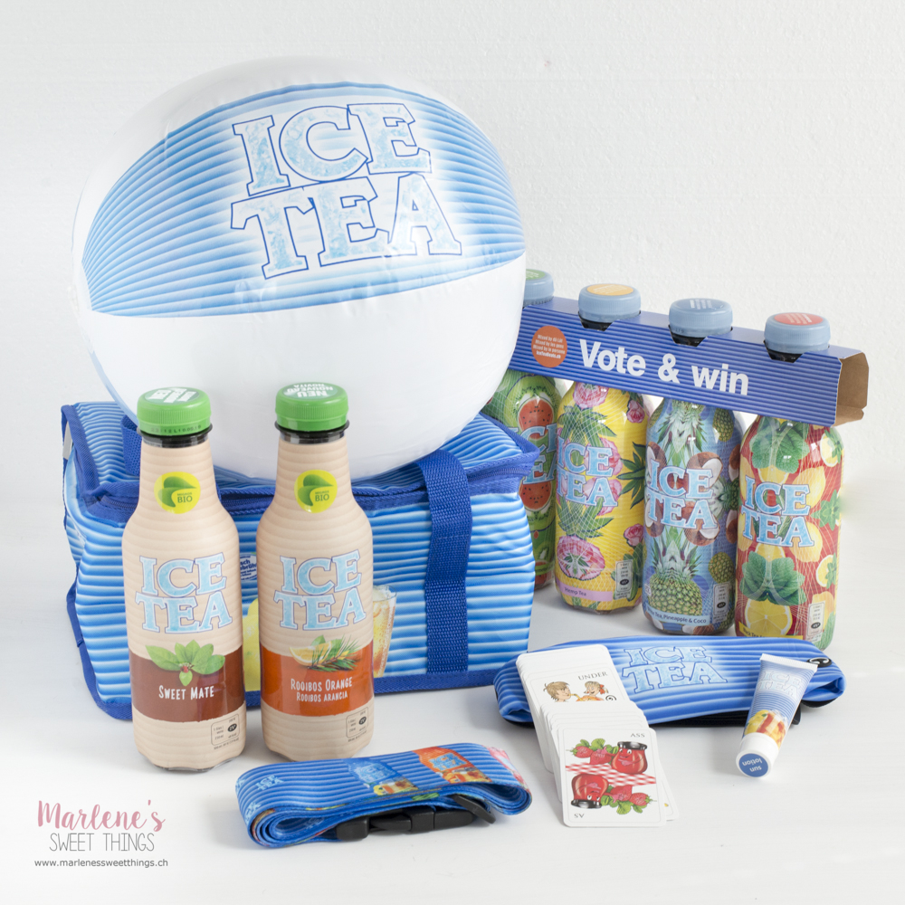 Migros-Kult-Ice-Tea Goodie Bag
